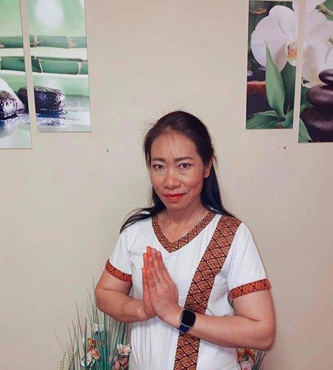 Thai masszőr
