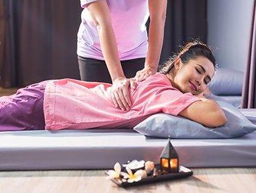 Thai massage<br>Kőbánya