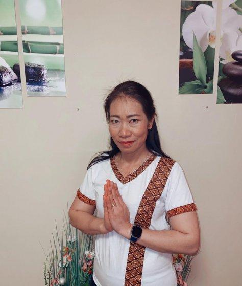 Thai masseuse