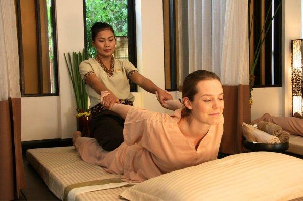 Thai Massage Actions